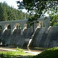Pod Sedlickou přehradou