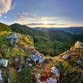 Jaro v Bílých Karpatech