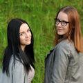 Dominika a Kateřina