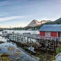 Moskenes - Norsko