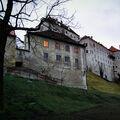Noční hrad Český Krumlov