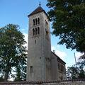 Románský kostel sv. Jakuba