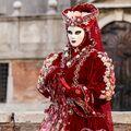 benátský karneval 2016
