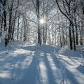Zima pod Lysou