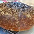 Sedmdesátý chléb - pšeničný Eska s žitným kváskem