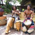 vítejte v Africe