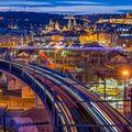 železniční koridor Praha