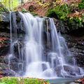 Tošanovský vodopád