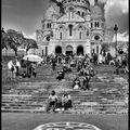 Paříž,  Sacré Coeur