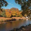 Podzimní řeka