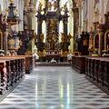 Bazilika na Strahově II.