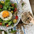 Semínková směs na saláty