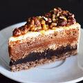 orieškový dort