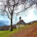 Berchtesgaden - Kirchleitn Kapelle