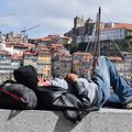 sleepy and drunk Porto...