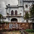 Opuštěný zámek