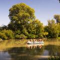 splav Malého Dunaja