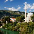 Mostarské mešity