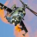 Bitevník Mil Mi-24