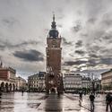 Námestie v Krakowe