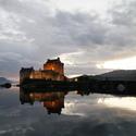 Perla na jezeře Loch Duich