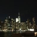 Manhattan ve stříbře