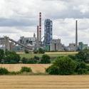 Cementárna Lafarge Číčkovice u Litoměřic
