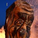 Dřevěná čarodějnice
