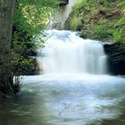 Vrchlický vodopád