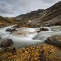 Islandské řeky
