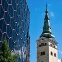 Architektúra včera a dnes.