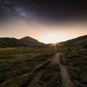 hvězdy nad korsikou monte Nino