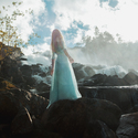 U vodopádu