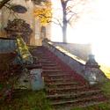 Kostel v Milešově je plný světla