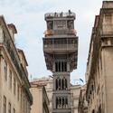 Elevador de Santa Justa Lisabon