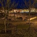 U píseckého mostu