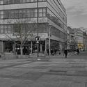 ... na náměstí....