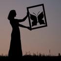 """"""" V noci jsem snil, že jsem motýlem """""""