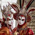 Karneval v Benátkách 2018