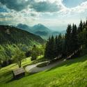 Jaro ve Vorarlberg