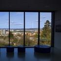 Okno na sever