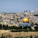 Jeruzalem. Na pravé poludnie.