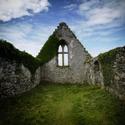 Starý kostel v Balnakeil