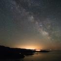 Noc pod hvězdami