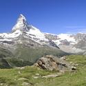 Pán hor Matterhorn
