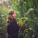 V kukuřici