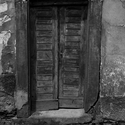 Staré dveře