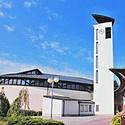 Kostel Svaté rodiny Luhačovice
