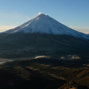 Vulkán Cotopaxi