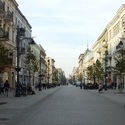 ul. Piotrkowska - Lodž